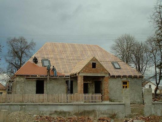 A Fodor ház felújítása