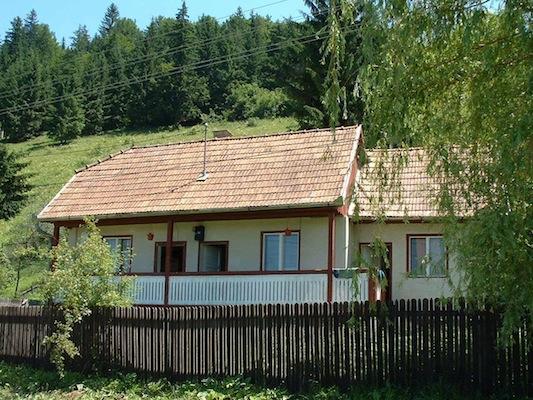Joachim ház (Borvíz ház) - Csíksomlyó