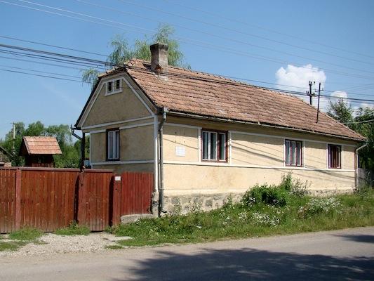 Csíkszentmihályi ház