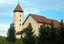 Csomortáni templom