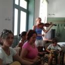 Zenészek az Árvácskából